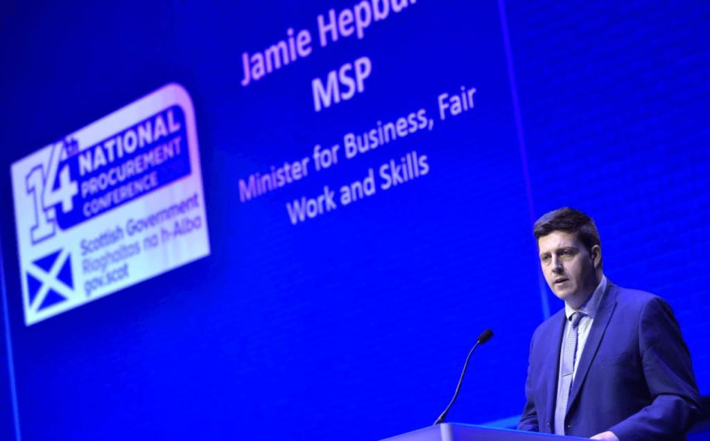 Jamie Hepburn - MSP